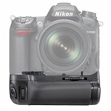 Power Battery Grip Pack for Nikon D7000 Camera + 2x EN-EL15 Recharge Batteries