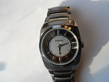 Fossil Automatic men's water resistant stainless steel analog used watch.Fs-4314