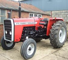 Massey Ferguson MF 275 Tractors Parts Manual