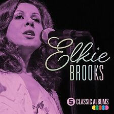 5 Classic Albums - Elkie Brooks (2016, CD NEUF)