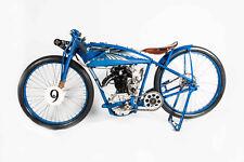 1929 HARLEY DAVIDSON PEASHOOTER VINTAGE MOTORCYCLE POSTER 24x36