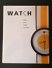 WATCH History of the Modern Wristwatch Doensen THE Standard Work MINT + SIGNED!