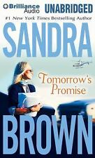 Tomorrow's Promise by Sandra Brown (2014, CD, Unabridged)