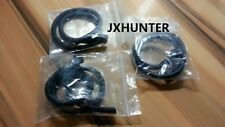 """3PK compound bow sight 1/8"""" hole size Peep sight with Silicone rubber tubing"""