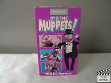 """It's the Muppets! - """"Meet the Muppets!"""" (VHS, 1997)"""