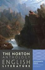 The  Norton Anthology Of English Literature Volume D by Stephen Greenblatt