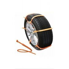 Zip Clip Go Traction Aid Emergency Snow Chains a Life Saver for Car Trucks Suv's