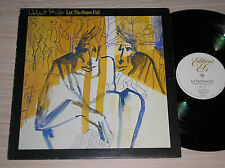 ROBERT FRIPP (KING CRIMSON) - LET THE POWER FALL - LP 33 GIRI UK PRESS