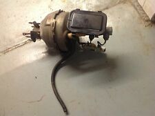 82-92 86 1986 Firebird Camaro Power Brake Booster Master Cylinder Free Shipping