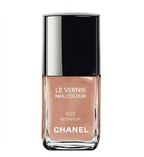 CHANEL *INTENTION* NAIL POLISH #633 LIMITED EDITION NEW IN BOX !