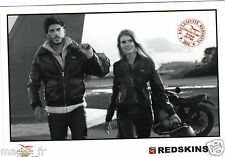 "Publicité - cpm - REDSKINS - Collection ""Collectors"" Armée de l'Air - 2014"