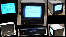 Rare Apple II Early BNC to Composite Monitor  Works  Ships Worldwide