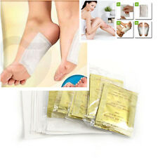 Detox Foot Patch Pads Adhesive Sheets Remove Body Toxins Better Formula Set