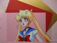 Sailor Moon Crystal    Celluloid picture    cel   B