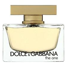 D & G THE ONE Dolce & Gabbana Perfume 2.5 oz edp BRAND NEW tester WITH CAP