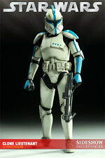 Sideshow 1/6 - Star Wars Clone Lieutenant SDCC exclusive