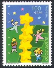 Madeira 2000 Europa/Building Europe/Stars/Animation 1v (n40454)