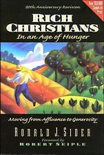 Ronald J Sider - Rich Christians In An Age Of H (1997) - Used - Trade Paper