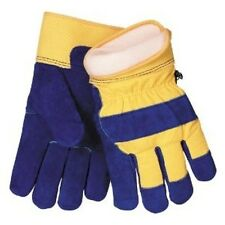 Waterproof Insulated Cowhide Winter Work Glove - Mens Size Large