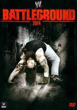 WWE: Battleground 2014 (DVD, 2014)