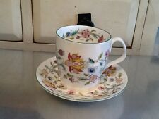 MInton cup and saucer - B 1451-Haddon Hall- England