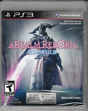 Final Fantasy XIV Online: A Realm Reborn PlayStation 3 *NEW*