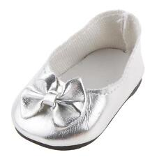 """Hot Sale Doll Shoes with Butterfly Decoration for 18"""" American Girl Dolls"""