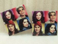 Disney Descendants Inspired Planar Resin-Cabochon-Plastic-Bow Center-Mall-Evy