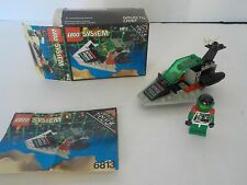 Lego 6813 Space Police Galactic Chief (1993)*Vintage 100% COMPLETE with box