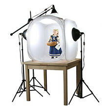 "Neewer 24x24""/60x60cm Table Top Round Photography Studio Tent Lighting Kit"