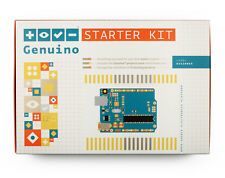 Genuino Starter Kit incl. Genuino Uno Rev3 Development board [English]