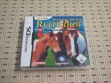 Horsez Abenteuer auf dem Reiterhof für Nintendo DS, DS Lite, DSi XL, 3DS