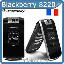 Téléphone Portable BLACKBERRY PEARL 8220 Flip Wifi Mp3 Bluetooth