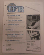 IFR Pilot Magazine PC Planners For IFR March 1997 FAL 061815R
