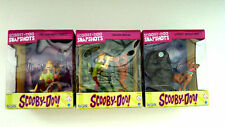 Scooby-Doo SnapShots Cartoon Network Snack Break Frozen Fright Figures Set of 3