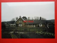 PHOTO  YORKSHIRE CLOUGHTON RAILWAY STATION 1988 VIEW 2NOW A PRIVATE HOUSE