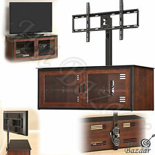 Tv Stand Console Media Entertainment Center Furniture Wall Mount Shelf Cabinet