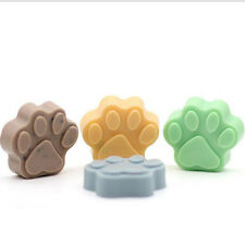Dog Paw Silicone Mold Ice Cube Cake Soap Baking Mould Kitchen Accessoriess