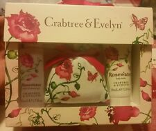 Crabtree & Evelyn Rosewater Mini Gift Set