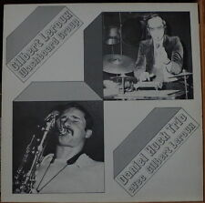 GILBERT LEROUX/WASHBOARD GROUP/DANIEL HUCK TRIO UNTITLED PRIVATE JAZZ FRENCH LP