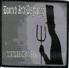 Doomed And Disgusting Torture Chamber Patch Dave Slave Sadistik Exekution Horror