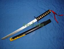 Hakuouki◆Chizuru Yukimura kodachi Kuro no Katana◆Cosplay Short Sword prop