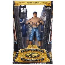 WWE WRESTLING FIGURE MATTEL ELITE DEFINIZIONE DI MOMENTI John Cena all'MOC IN SCATOLA NUOVO