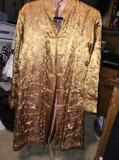 Asian -  Oriental Kimona Style Embroidered Chinese Women's Jacket Size M/L