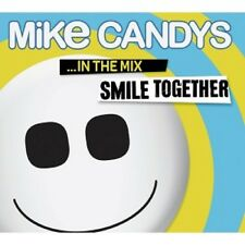 MIKE CANDYS - SMILE TOGETHER-IN THE MIX 2 CD DISCO DANCE POP NEU