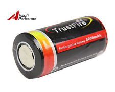 TrustFire TF25500 3.7V 4000mAh Protected Rechargeable Li-ion Flashlight Battery