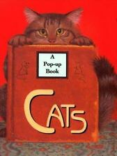 Cats: A Pop-up Book (Tiny Tomes (Pop Ups)) Ariel Books Hardcover