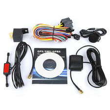 GPS SMS GPRS Vehicle Tracker Locator + Remote Control Alarm TK103B Practical
