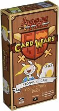 Adventure Time Card Wars Fionna vs Cake Game