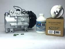 Remanufactured AC Compressor + new Drier for 1990-1993 Mazda Miata w/ Warranty